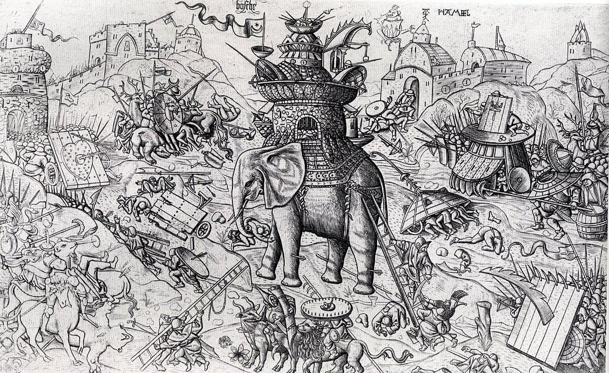 Olifant (gravure) - Wikipedia