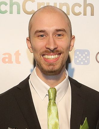 Imgur - Alan Schaaf, Founder and CEO of Imgur, in 2014