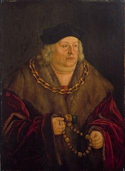 Albert IV, Duke of Bavaria, portrait by Barthel Beham.jpg