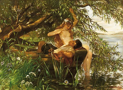 Albert Tschautsch - Verzauberung (1896)