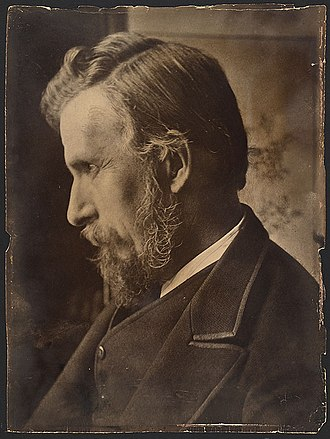 A. V. Dicey - An undated photograph of Dicey from the Harvard Law School Library's Legal Portrait Collection
