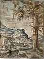 Albrecht Altdorfer - Big Spruce (hand-coloured) Albertina DG1926-1779.jpg