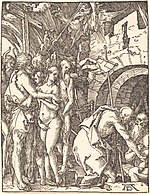 Albrecht Dürer, Christ in Limbo, probably c. 1509-1510, NGA 6775.jpg