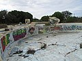 Albufeira, Derelict water park and swimming pool, Vale Navio 26 October 2016 (7).JPG