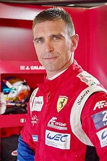 Alessandro Pier Guidi Italian racing driver