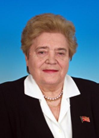Alevtina Aparina - Alevtina Viktorovna Aparina