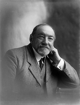 Alexander Hogg - Alexander Wilson Hogg c. 1901