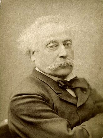 Alexandre Dumas, fils - Alexandre Dumas, fils in his later years