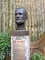 Alexandre Yersin bust at the Hong Kong Museum of Medical Sciences.jpg