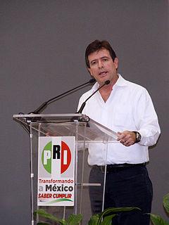 Alfonso Elías Serrano Mexican politician