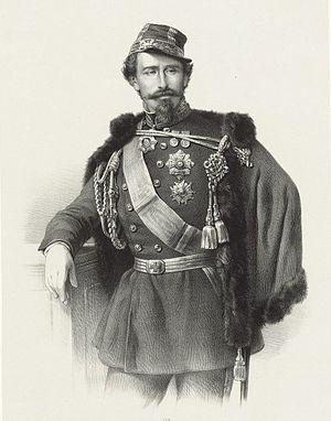 Alfonso Ferrero La Marmora - Portrait of La Marmora