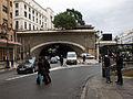 Alger Tunnel-des-Facultes - Place-Maurice-Audin IMG 0236 IMG 0239.JPG
