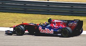 2010 Chinese Grand Prix - Jaime Alguersuari out qualified his teammate after a strong showing in qualifying