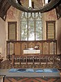 All Saints, Horsey, Norfolk - Sanctuary - geograph.org.uk - 321594.jpg