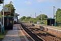 Along platform 1, Pen-y-ffordd railway station (geograph 4032568).jpg