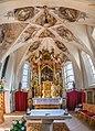 Alte Pfarrkirche Lech am Arlberg, Interior 08.jpg
