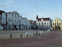 Alter Markt in Jever