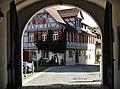 Altes Pfarrhaus von 1720, seit 1990 Musikschule Waldenbuch - panoramio.jpg
