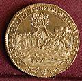 Alvise IV mocenigo, osella in oro da 4 zecchini, 1767.jpg
