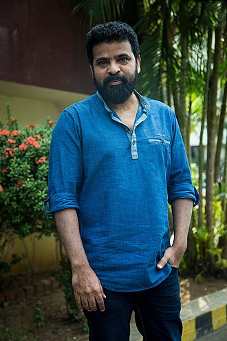Ameer (director) - Image: Ameer at Santhanathevan Movie Launch