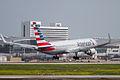 American Airlines Boeing 767-300(ER) (13836612433).jpg