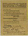 American Expeditionary Forces Field Service postcard (back).JPG