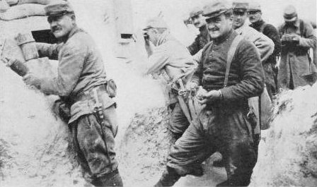Americans in French Foreign Legion 1916