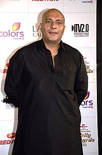 Amit behl colors indian telly awards.jpg