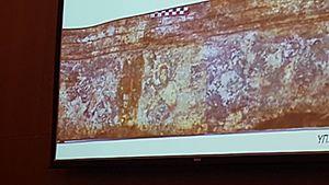 Kasta Tomb - Image: Amphipolis tomb's architraves
