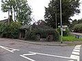 An assortment of items at Sampford Cross (geograph 3628289).jpg