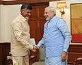 Andhra CM Chandrababu Naidu meets PM Modi.jpg