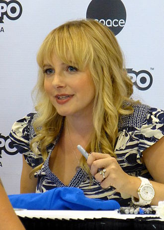 Andrea Libman - Libman at the 2014 Fan Expo Canada