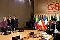 Angela Merkel David Cameron Barack Obama and Naoto Kan 20100625.jpg