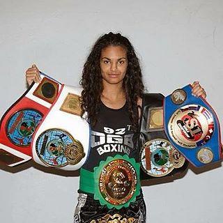 Anissa Meksen French kickboxer