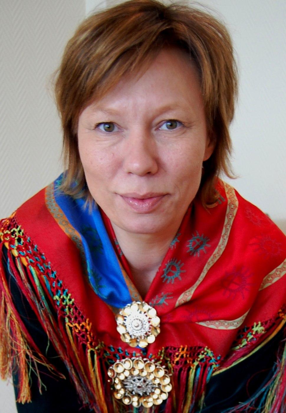 Ann Mari Thomassen juni09