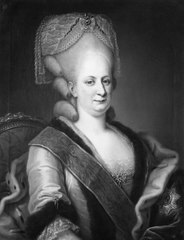 Anna Charlotta Dorotea von Medem, 1761-1821