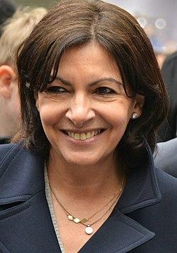 Anne Hidalgo en 2016.