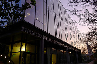 California Institute of Technology - The new Annenberg Center for Information Science and Technology