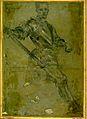 Annibale Carracci, Studio per un ritratto equestre di Alessandro Farnese.jpg