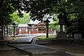 Ano Hakken-Jinja shrine keidai, Ano-cho Toyoake 2018.jpg