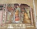 Anonimo bolognese, storie di giuseppe ebreo, 1330-75 ca., 06 giuseppe nominato sovrintendente dal faraone.jpg