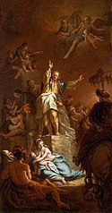 Die Predigt des Apostels Jacobus Maior