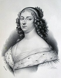 Anonymous drawing of Anne Geneviève de Bourbon from circa 1840.jpg