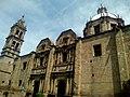 Antiguo Convento de Santa Catalina de Sena-Templo de las Monjas Capuchinas Morelia 6.jpg