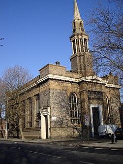 聖ジョージ大聖堂 (カムデン区)