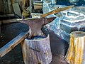 Anvil in the Forge. The Acadian historical village (38634267290).jpg