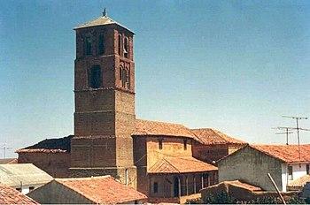 Iglesia de Santa María de Arbas.