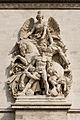 Arc de Triomphe, la Résistance de 1814, Antoine Etex.jpg