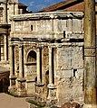 Arch of Septimius Severus, Roman Forum (Rome).jpg