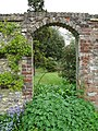 Arch within the garden at Down House - geograph.org.uk - 1847331.jpg